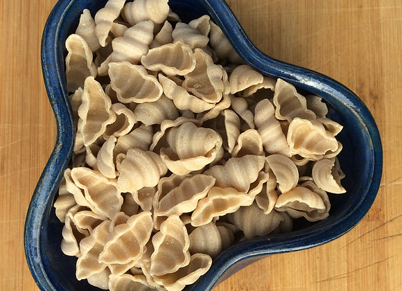Organic egg pasta shells 500g