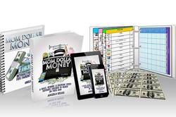 Mom Dollar Money Kit Graphic 2
