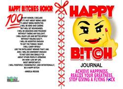 Happy Bitch Paperback Journals 5.5 x 8