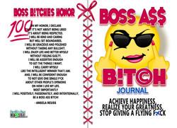 Boss Bitch Paperback Journals 5.5 x 8