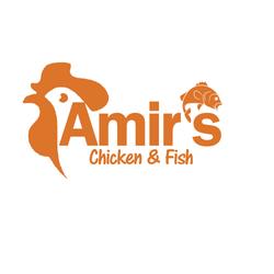 Logo Design 2- Chicken Head Fish Apostro