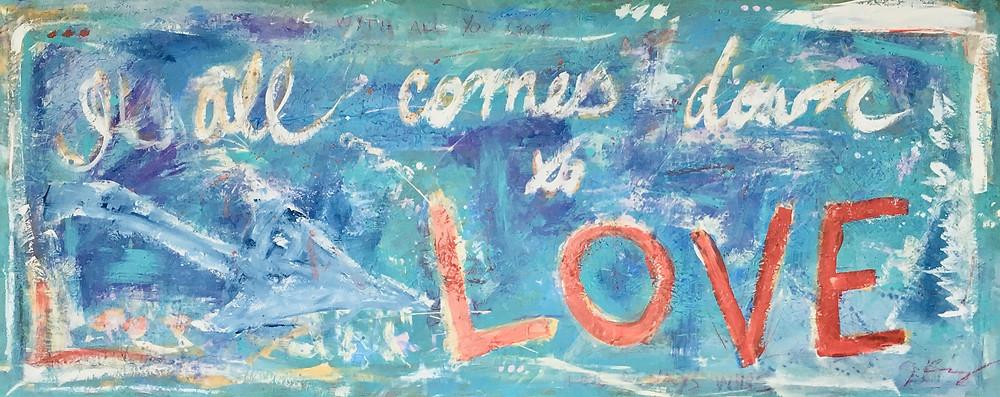 Jenny King Artist. Love.