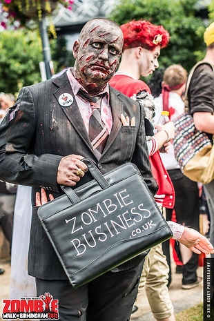 Zombie Business TV Film Extras Zombies For Hire