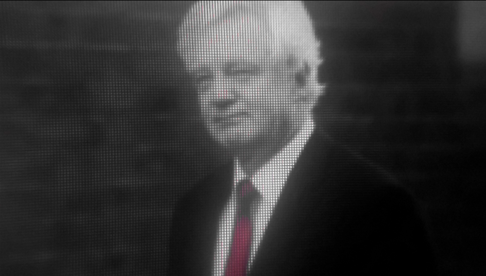 David Davis MP Brexit Secretary of State walking to Downing Street