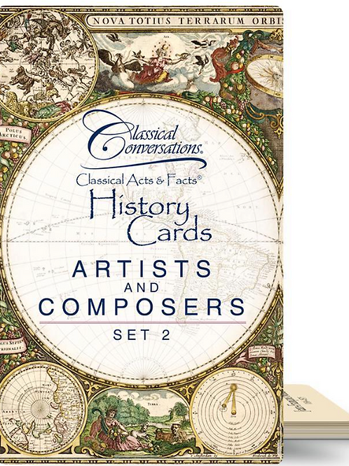 Artists and Composers (Set 2)