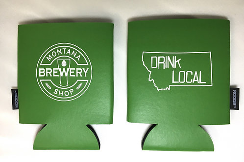 Montana Brewery Shop Coozie