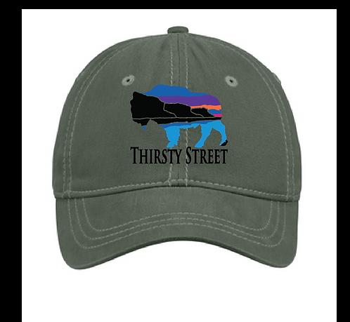 Thirsty Street Bison Hat