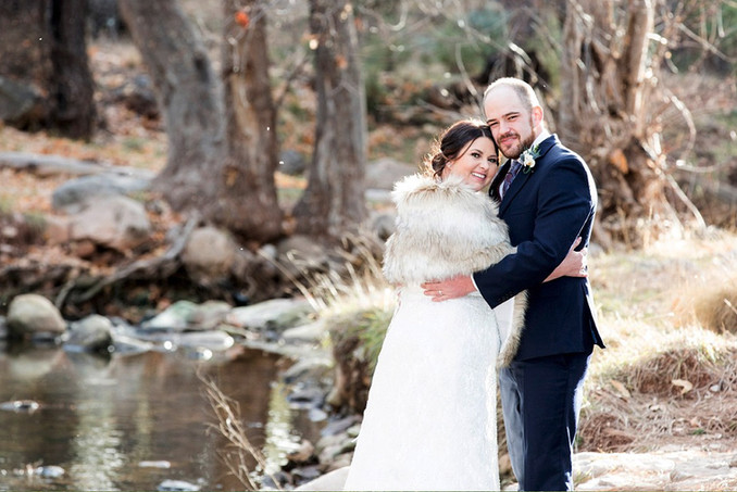 Classic wedding and elopement photography from Melisa Chandler, Payson, Arizona Photographer.