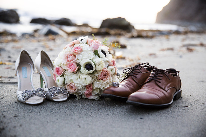 Classic wedding and elopement photography from Melisa Chandler, Photographer.