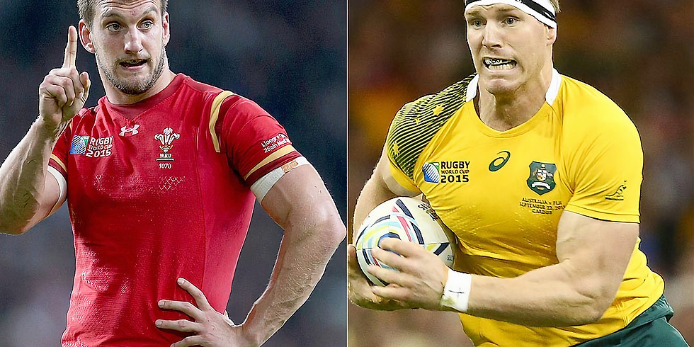 Rugby World Cup Viewing Party: Australia v. Wales