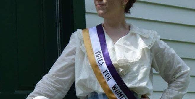 'Votes for Women' Suffragette Sash