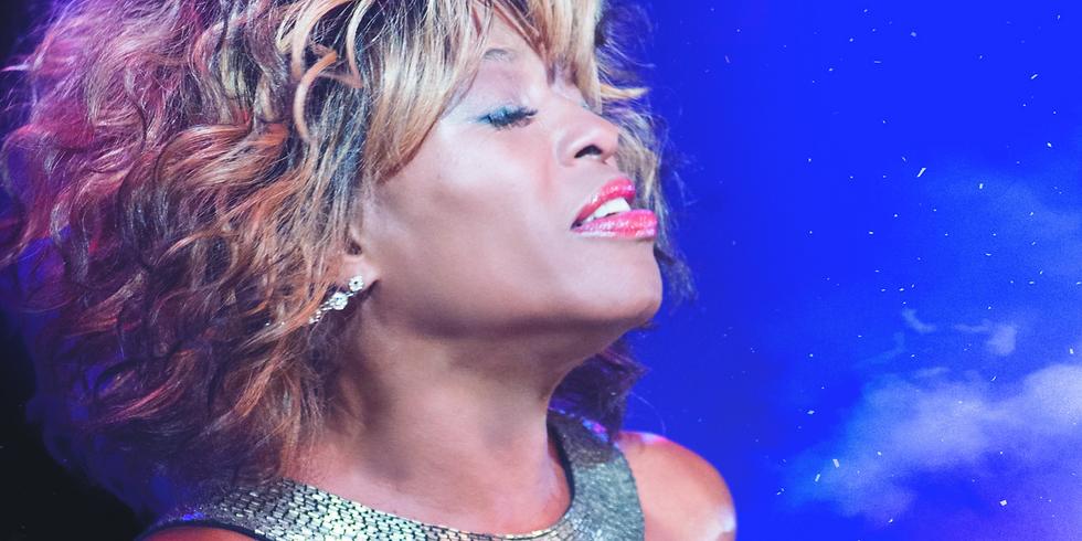 Cookie Watkins  - As Tina Turner