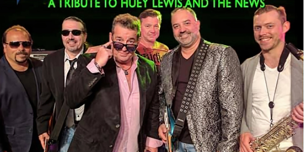 Back In Time-Tribute to Huey Lewis & The News