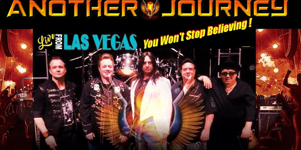"""""""You Wont Stop Believin"""" A Tribute To Journey Featuring ANOTHER JOURNEY"""