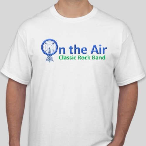'On the Air Classic Rock Band'  T-Shirt