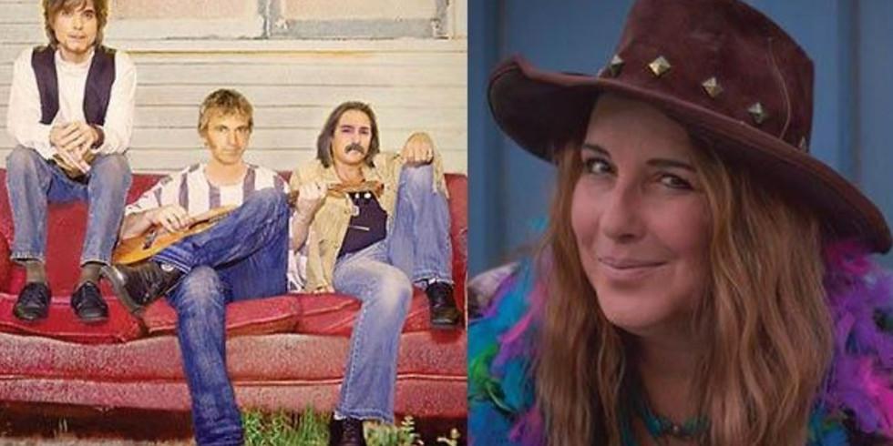 CSN Express & Kelly Sheenan as Janis Joslin