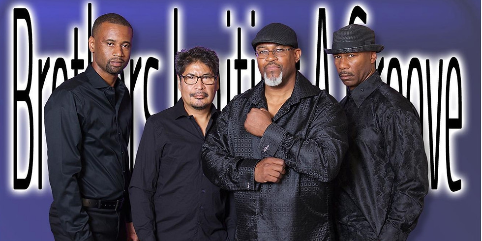 (Brothers Igniting A Groove) FUNK Is What We Do!