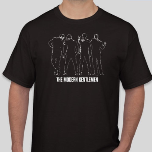 'The Modern Gentlemen'  T-Shirt