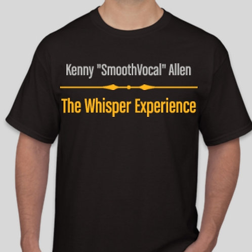 'The Whisper Experience'  T-Shirt