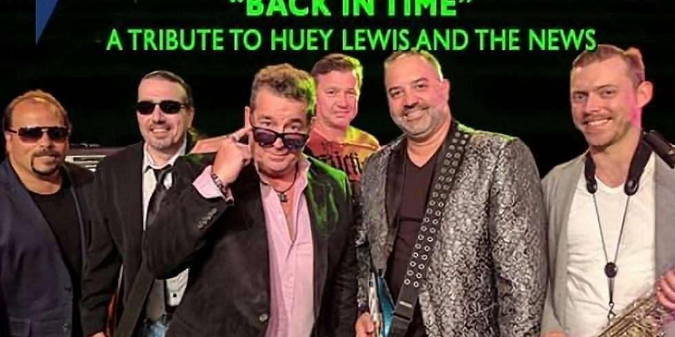 Back In Time- A Tribute To Huey Lewis And The News