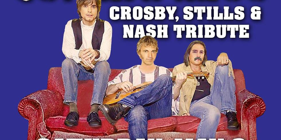 CSN EXPRESS Tribute to Crosby, Stills & Nash