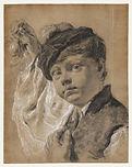 Boy Holding a Pear.jpg