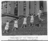 Dancers of the Pemberton School of Danci