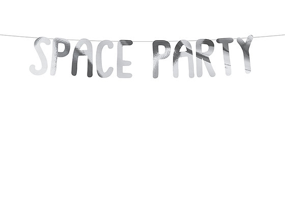 GUIRNALDA SPACE PARTY