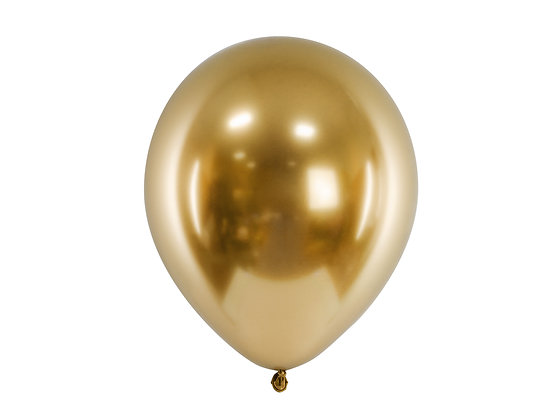 GLOBO CHROME ORO