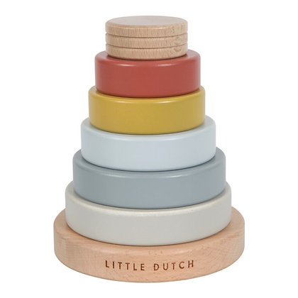 ANILLOS APILABLES PURE NATURE LITTLE DUTCH