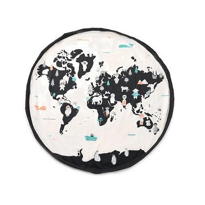 SACO PLAY&GO WORLD MAP