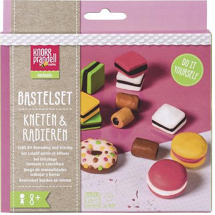 KIT CREA GOMAS DE BORRAR «Tasty Candies»