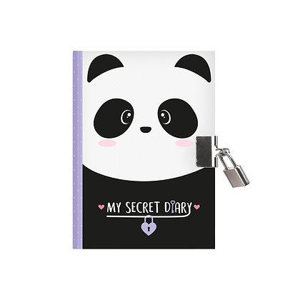 DIARIO SECRETO PANDA
