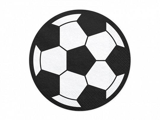 SERVILLETAS BALÓN FOOTBALL PARTY