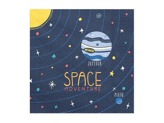 SERVILLETAS SPACE PARTY