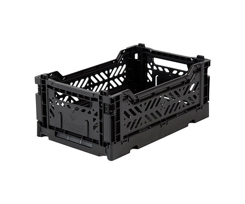CAJA LILLEMOR PLEGABLE MINI BLACK