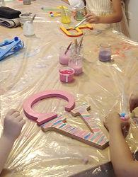 manualidades casal de verano DIY talleres infantiles