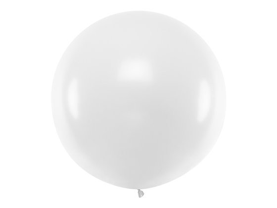 GLOBO LÁTEX XL BLANCO