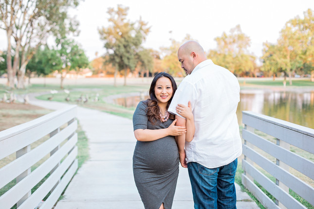 J+T's Maternity Session