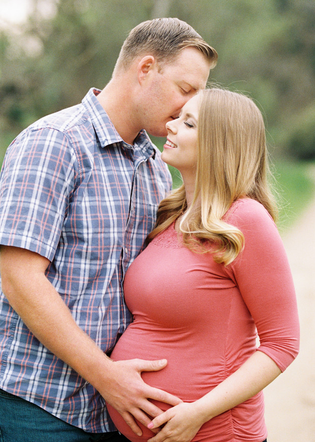 Sacramento Maternity Session