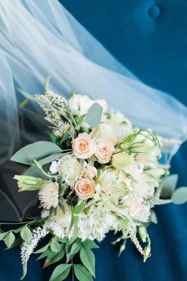 Published! -  C + L's Swedenborgian Church - San Francisco Wedding!