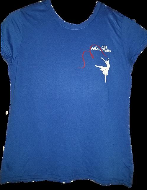Royal SheRise T-Shirt