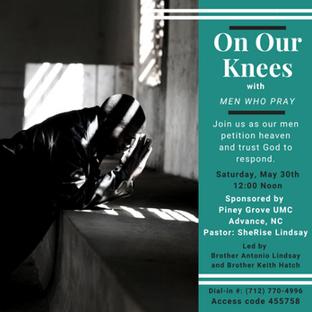 On Our Knees