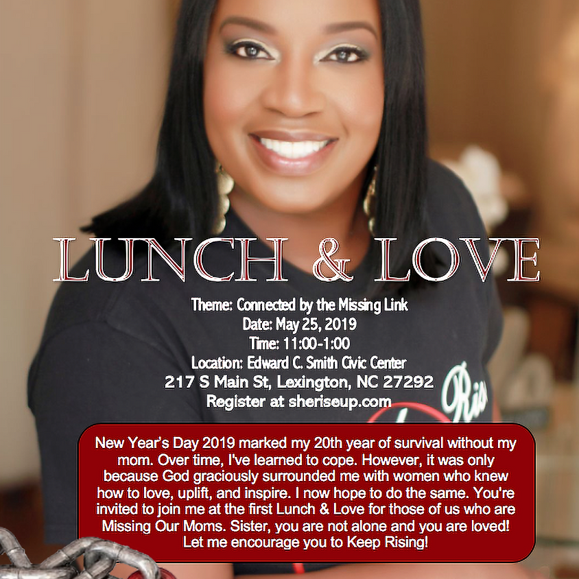 Lunch & Love Event