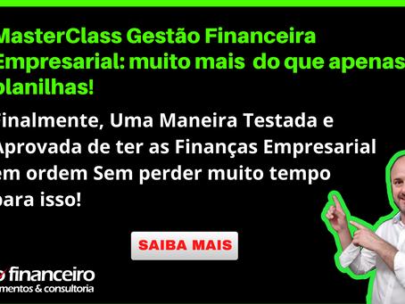 Gestão Financeira Aprenda um método simples e rápido,   organize o cx da empresa sem perder horas.