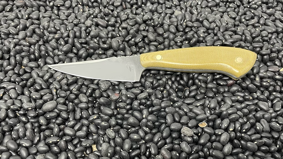 Canvas Micarta Osprey (Stainless)