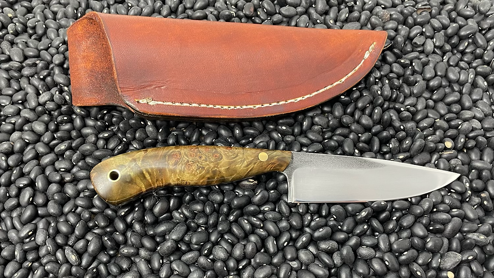 Multi Dyed Osprey (Stainless)