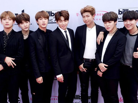 "American Record Label censors K-POP group BTS's hit song ""Fake Love"""