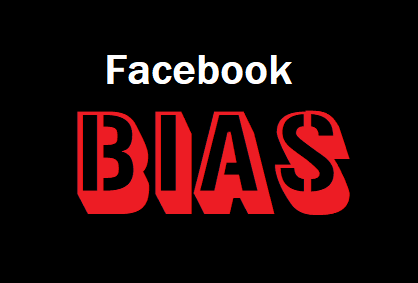 Facebook Seems To Exposes Its Own Bias...See Inside (Updated 02/03/2020)