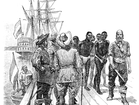 By Request: The True History of Americas First Africans?